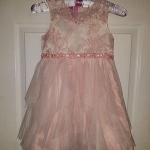 RARE EDITIONS GIRLS FORMAL Party DRESS Size 6